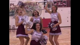 Bring it on Hey Mickey parody cheerleader music video by PNHS Poms Plainfield B*witched Toni Basil