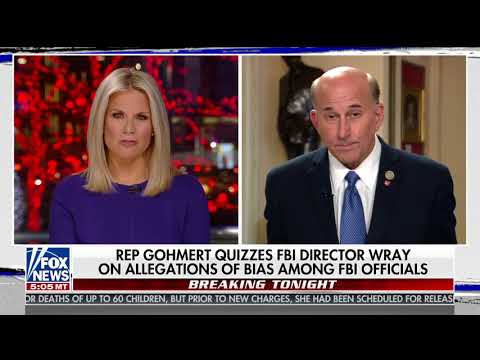 Gohmert: If FBI Considered Trump Dossier, 'It's Corrupted Beyond J. Edgar Hoover Wiretapping MLK'
