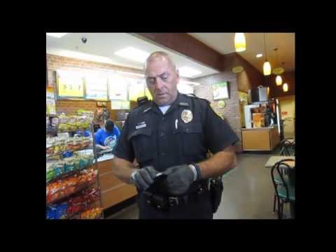 Open Carry Chicks Hassled by Power Hungry Cop