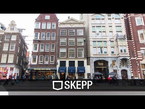 Video Damrak 83 Amsterdam Center