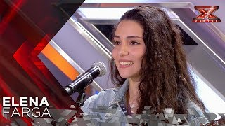 Elena Farga impresiona al jurado con 'I Will Always Love You' | Audiciones 1 | Factor X 2018 - Video Youtube