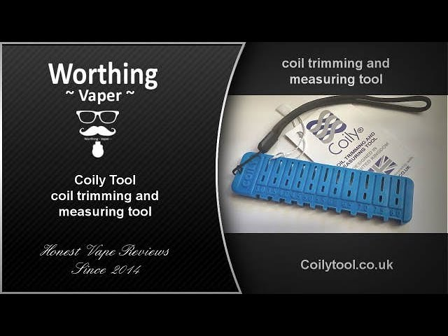 CoilyTool ~ GiveAway ~ wonderful little tool