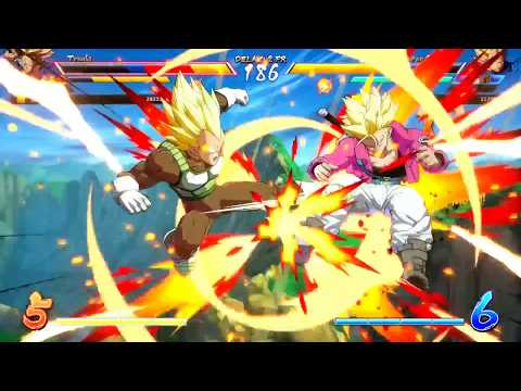 [Ranked Match] I'm Salty STOP DOING THIS! – Dragon Ball FighterZ