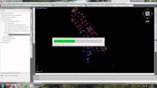 исполнительная съемка по монолиту в AutoCAD Civil 3D