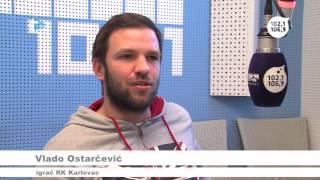 Gost dana – Tanja Rašić, Andrej Obranović i Vlado Ostarčević – 15. 2. 2017.