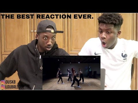 BLACKPINK - (DDU-DU DDU-DU) DANCE PRACTICE | Reaction