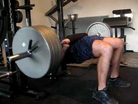 【臀部の爆発力を強化!】大臀筋をフルに使ったトレーニング【ヒップスラスト】