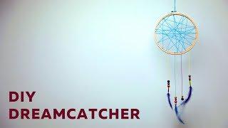 DIY dreamcatcher