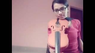 Salutillave Violate version by Nidhi K Bhat