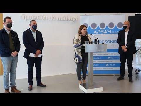 Presentación de la Asociación Provincial de Bandas de Málaga