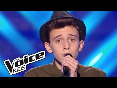 Le chant des sirènes - Fréro Delavega | Enzo | The Voice Kids 2017 | Blind Audition