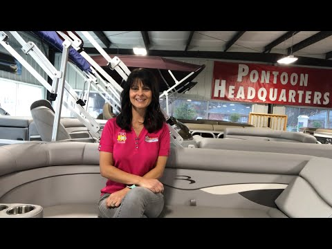 Bennington 188SVF video