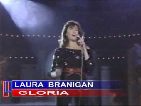 """LAURA BRANIGAN  """"GLORIA"""""""