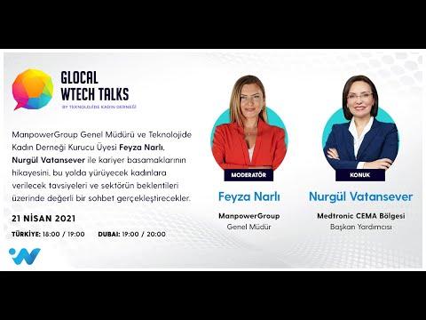 Glocal Wtech Talks - Nurgül Vatansever