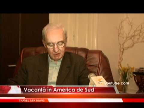 Vacanţă în America de Sud