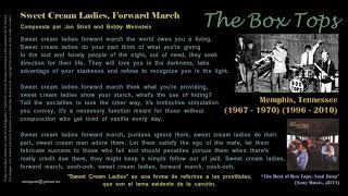 Sweet Cream Ladies, Forward March (Jon Stroll / Bobby Weinstein) - The Box Tops
