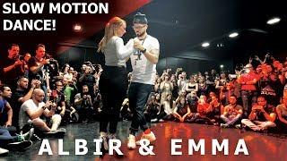 DJ Snakes / Albir & Emma Slow Motion Dance @ Luxembourg Kizomba Festival 2017