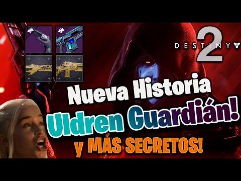 """Nueva Historia """"ULDREN""""! Nuevos Catalizadores, Perks, Armas Año 1 y MÁS!"""