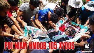 Hmong News 2017 - Poj Niam Hmoob 105 Xyoos Uas Muaj Hnub Nyoo Ntau Tshaj Hauv Thaib Teb