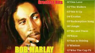 Bob Marley Greatest Hits_Best Songs Of Bob Marley Nonstop Playlist [full Album]