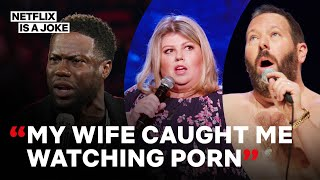 3 Porn Confessions by Comedians Who Love It