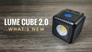 Lume Cube 2.0 | Overview and Whats New