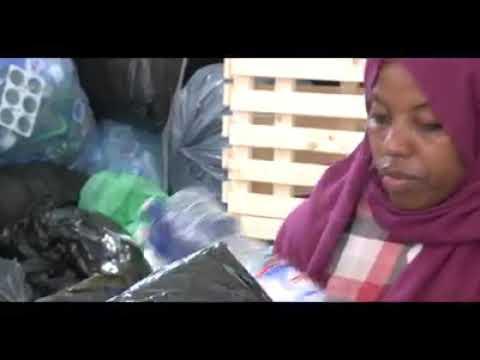 Tunisie Recyclage Takelsa 21 Avril 2019 (port prince) avec le soutient de MED Beyond Plastic