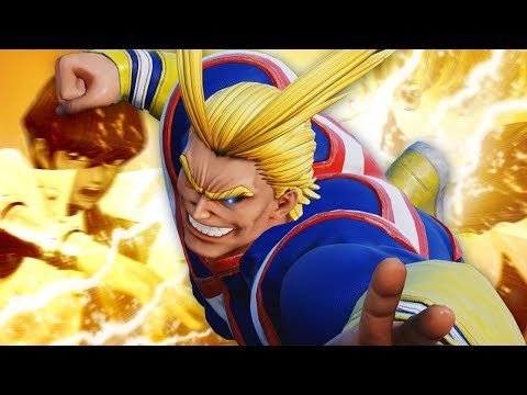 New Jump Force DLC But... (All Might, Seto Kaiba & Biscuit Krueger)