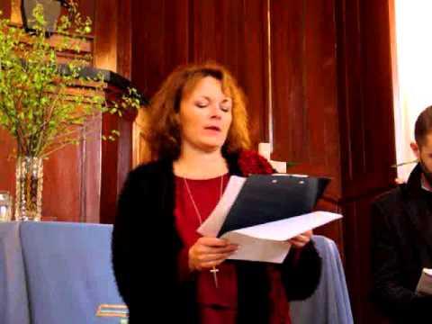 Autorské čtení v Plzni - Bára Munzarová