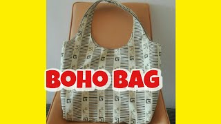 How To Make A Boho Bag