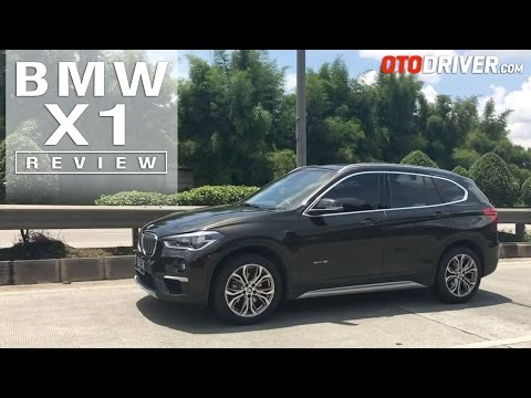 BMW X1 2016 Review Indonesia | OtoDriver
