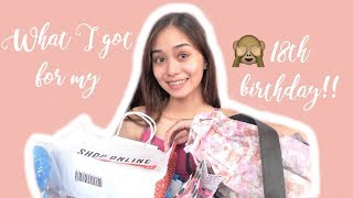What I Got For My 18th Birthday! (Puro Makeup!!) | PHILIPPINES