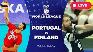 PortugalvFinland-Group2:2017FIVBVolleyballWorldLeague