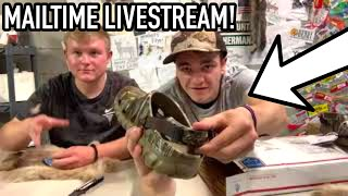 KENDALL GRAY MAILTIME LIVE! (Episode 2)
