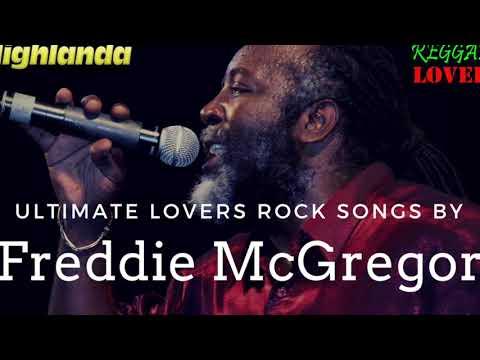 Ultimate Freddie McGregor Lovers Rock Songs – Reggae Lover MIx