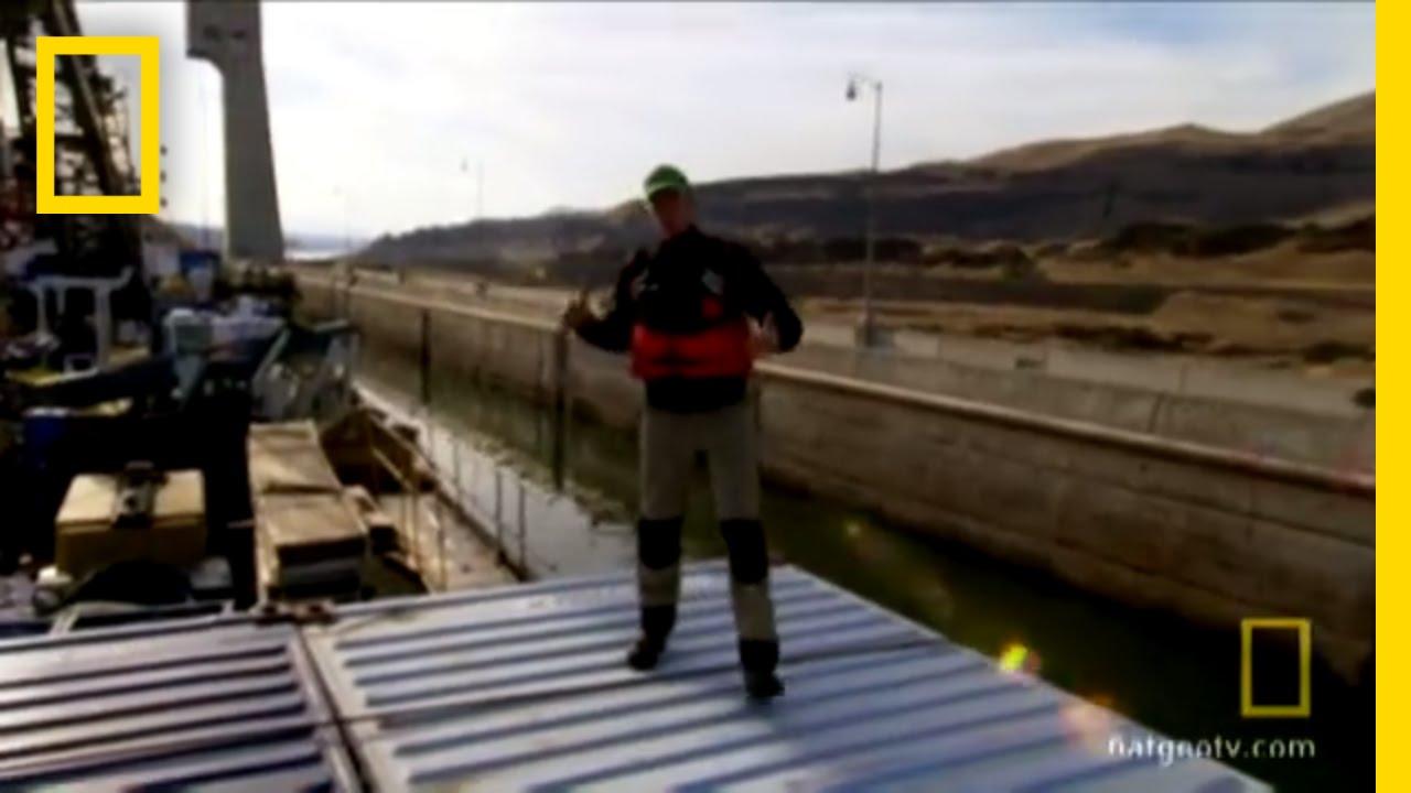 Behind the Dam | World's Toughest Fixes thumbnail