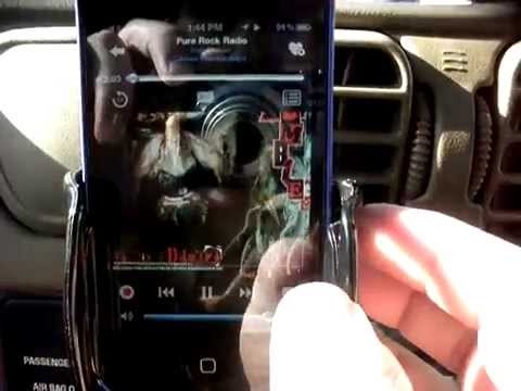 How to Listen In Your VEHICLE (Car/Truck) to PureRockRadio