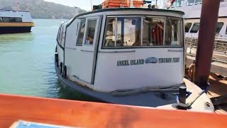 Longtime Angel Island Ferry Operator Bows Out