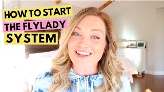 Beginner Guide To The Flylady System