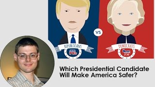 Which Presidential Candidate Will Make America Safer: Interview with 700WLW