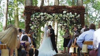 Virginia Wedding Cinematographer | Brianna + Matts Enchanted Forest Wedding