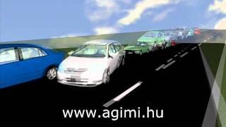 Parkolás Járda Mellé, Két Autó Közé.