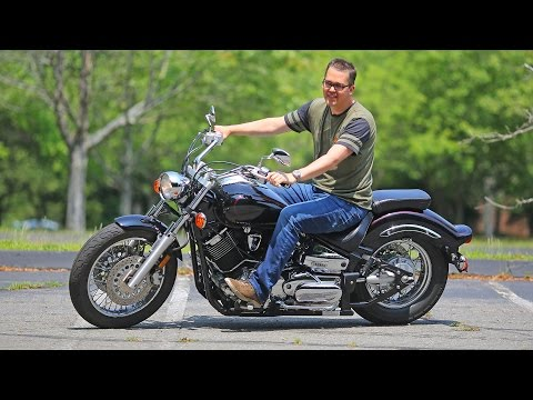Yamaha V Star review. The affordable custom-cruiser