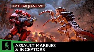 VideoImage3 Warhammer 40,000: Battlesector