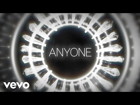 Anyone <br>Lyric Video<br><font color='#ED1C24'>DEMI LOVATO</font>
