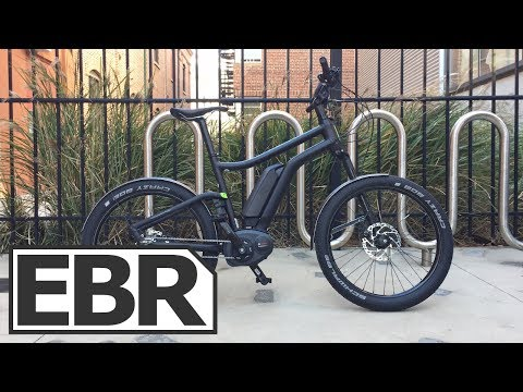 Cannondale Contro E-Rigid Video Review – Tough Urban Electric Bike