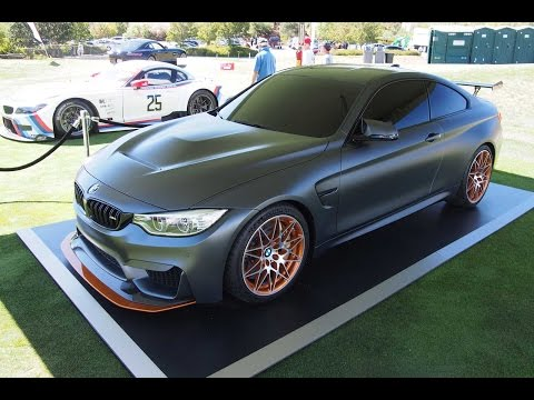 BMW M4 GTS Concept - First Look
