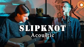 SLIPKNOT   Unsainted (ACOUSTIC COVER)