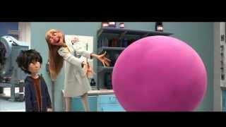 Velká šestka - Ryan a Honey Lemon, ukázka z filmu