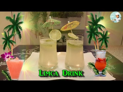 Video Limca Drink لِمکا ڈرنک / Cook With Saima